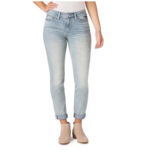 Signature Levi cuffed jeans